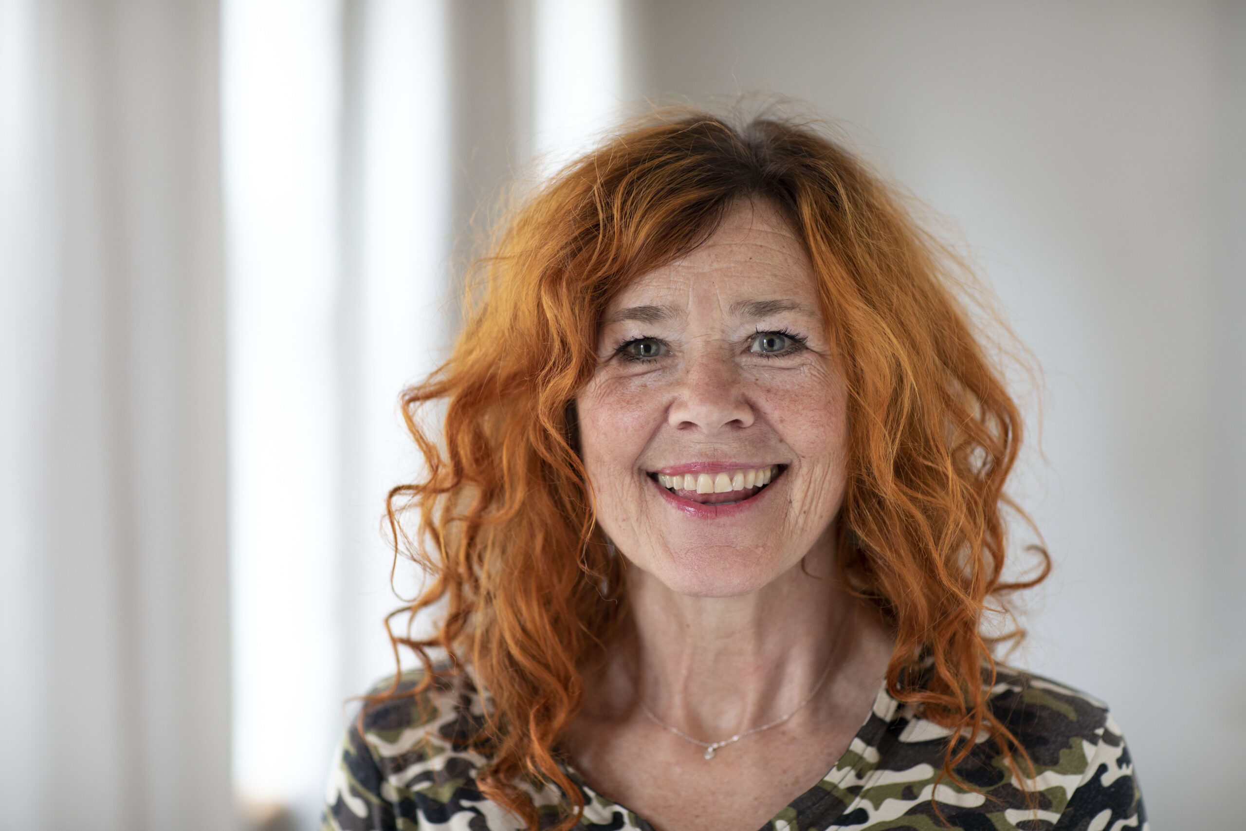 She is Denmark's most famous sexologist and now promoting Femilog's new app for women in menopause